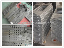 2014 hot selling laser cutting sheet metal fabrication