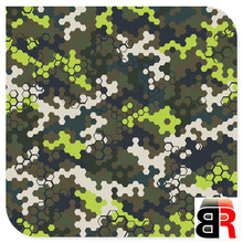 camo printed polyester Oxford fabric for football uniforms or t-shirts