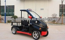 Mini electric cargo vehicle