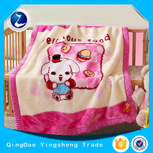 Fast Delivery Baby Wool Blanket