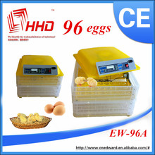 antique full automatic farming hatching equipment EW-96 CE Approved egg incubator kerosene operated