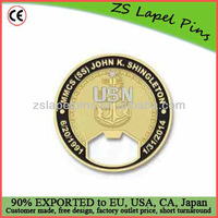 cheap custom metal stamping coins