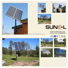 solar panel 2kw with low polycrystalline silicon cell price
