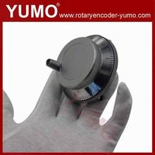 ISM8060 80mm 100 ppr pulse 5V DC Manual Pulse Generator CNC Handwheel MPG Manual Encoder rotary encoder encoder module
