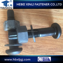 High strength ASTM A325 TC structural bolt