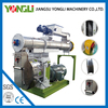 high quality 3-6tph rabbit food feed making machine