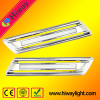 China factory waterproof car grille led daytime running light for toyota highlander 2012-2014 led daylight