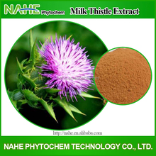 2015 Hot sell Product With Free Sample Milk Thistle Extract powder