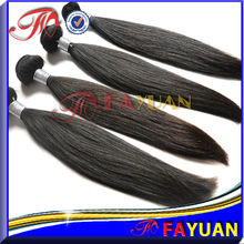 Wholesale good quality 14'' to 36'' silky straight burmese hair