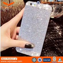For iPhone 6 Plus Case Full Diamond Plastic Case For iPhone 6S
