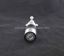 Fashion mill stainless pepper grinder for barbecue