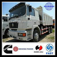 Sinotruck welcomed man diesel dump trucks in germany hot sale