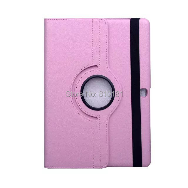 Rotatory PU Leather Case with stand For Samsung Galaxy Tab S 10.5 T800