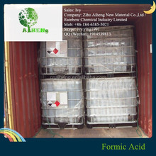 Industrial Production For Textile Industry Dyeing Grade Tannery Use 85 Formic Acid