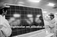 panneaux solaires10w to 300w With TUV