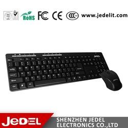 Keyboard manufacturer cheap price wireless keyboard mouse combo