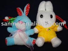 packing rabbit foldable shopping bag