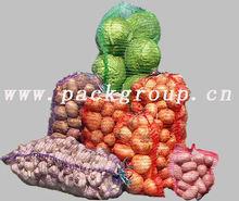 vegetable mesh bag, grid for packaging vegetables
