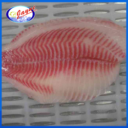 professional high quality no chemical iqf ivp tilapia fillet