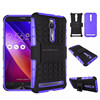 New Arrival for Asus Zenfone2 Rugged Hybrid Hard Case with Holster Stand