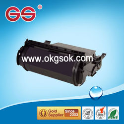China Supplier compatible toner cartridge 12A6760/12A6860 for Lexmark printer