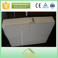 aluminum pu polyurethane foam core sandwich roof panel