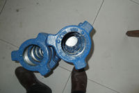 "4"" API 6A high pressure FIG 1502 hammer union for oilfield"
