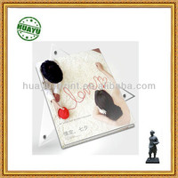 Full color 157g glossy coated paper photo book printing