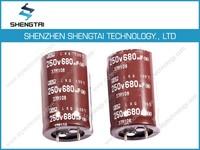 New&original EPCOS 47UF 250V 12.5X25 SINGLE END B43041F2476M