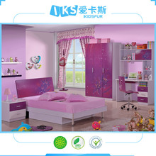 Country style children furniture room set 8330#