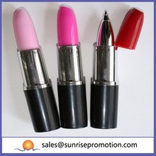 Modelling Of Lipstick Ballpoint Red Metal Pen