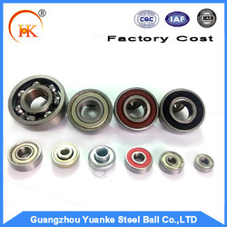 Yuanke Super Precision Bearings All Type Of Deep Groove Ball Bearing