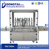 Automatic Oil Filling Machine / Full Automatic / Lube Oil Filling Machine