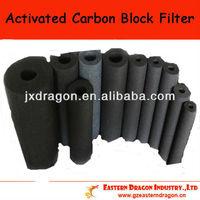 10um Taste Removal activated carbon filter media /Material