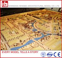 Professional School/University Campus Architectural Model Manufacture