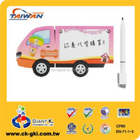 Promotional gifts magnetic writing board magnet board for kids