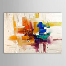 European Wholesale Abstract Canvas Oil Painting