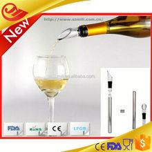 Huge Success Most Innovative single bottle wine chiller