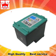 135 High quality Ink Cartridge for hp 135 Ink Cartridge Remanufactured inkjet cartridge C8766H