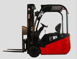 1.5ton 3 wheels rear drive electric forklift 1.5T Smart