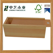 cheap factory eco-friendly custom small round wooden tackle box