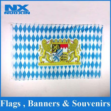 custom dye sublimation 75D polyester flag farbic for advertising