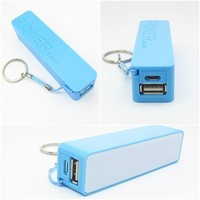 euro power bank 2600mah for mobile phone and tablet and samsung and iphone and camera