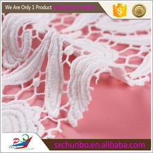FABRIC TEXTILE TOP SELLING FASHION LACE FABRIC FOR CURTAINS
