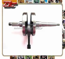Japanese Motorcycle Enginge Parts Assembly Crank Shaft For W/O GEAR & BEARING, CG 83 A 89
