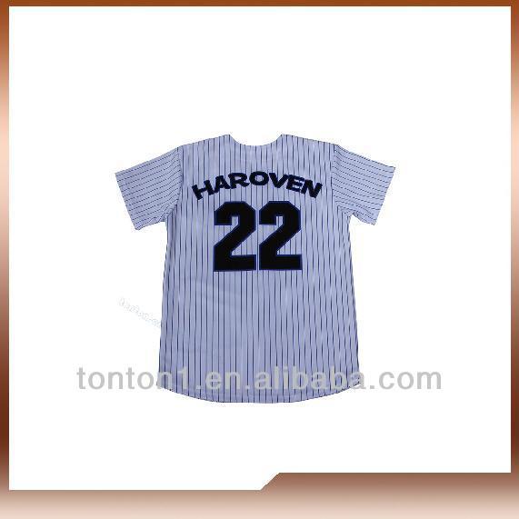 2013 yeni beyzbol işlemeli forması