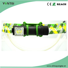 Ninghai powerful head torch campsite hunting rechargeable headlamp bailong