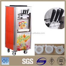 commercial frozen yogurt machine ice cream machinery