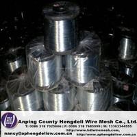 18 Gauge Galvanized Binding Wire
