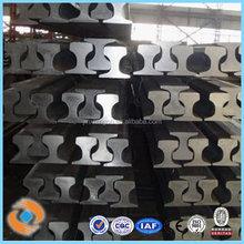 Chinese standard QU80 steel railway . stainless steel railings price